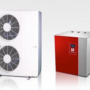 Pompe di calore ad alta temperatura