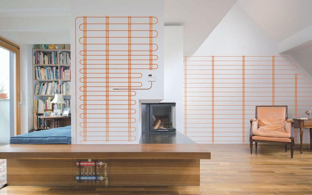 Sistemi di riscaldamento a pannelli radianti