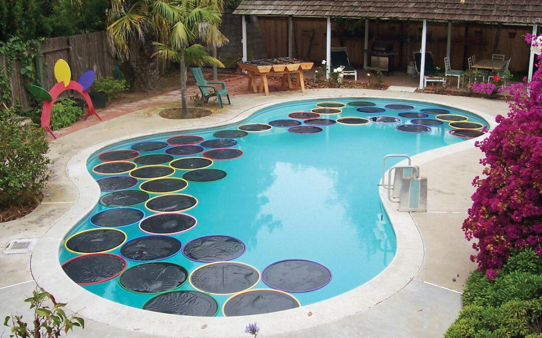 Come controllare la temperatura della piscina