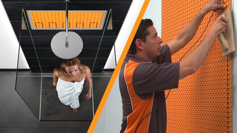 Riscaldamento elettrico a parete riscaldamento elettrico for Riscaldamento elettrico